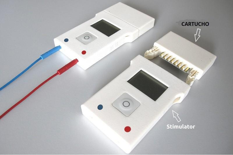 Aparelho estimulação elétrica transcraniana
